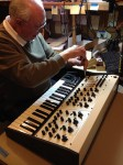 Tom Oberheim Garage