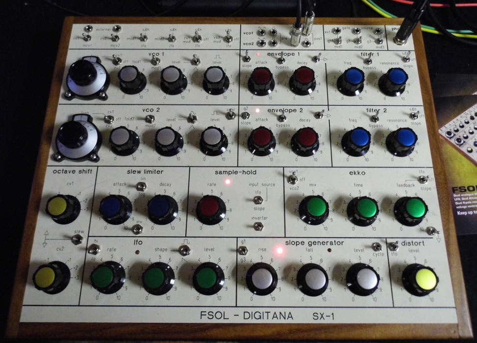 Superbooth17 – Digitana Electronics