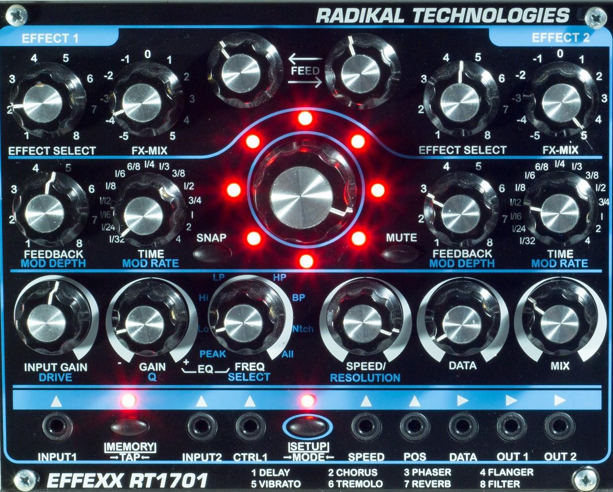 Radikal RT1701