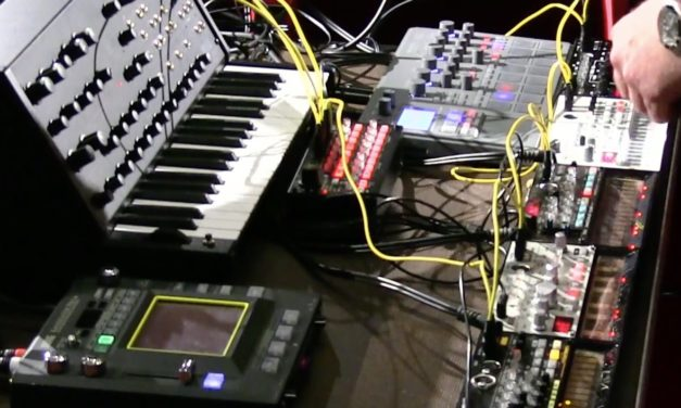 KORG Performance @ SUPERBOOTH17