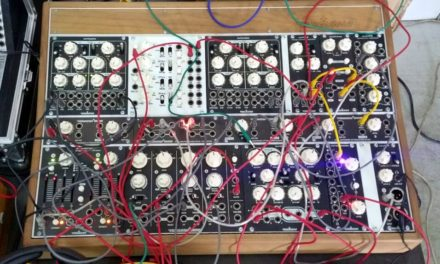 Fideuà and synths – Modular Day Barcelona 2017