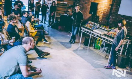 A successful start – No Bounds festival Sheffield //with modular synth workshop