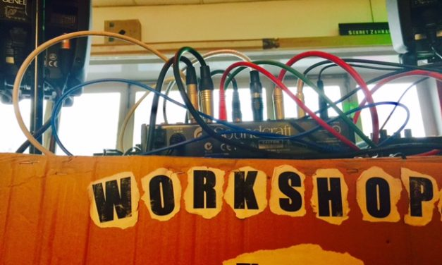 DON´T PANIC! Beginners Workshop. October 12th/ 6PM
