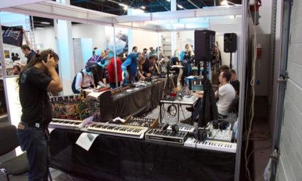 NAMM + Music Fair – Moscow 2017