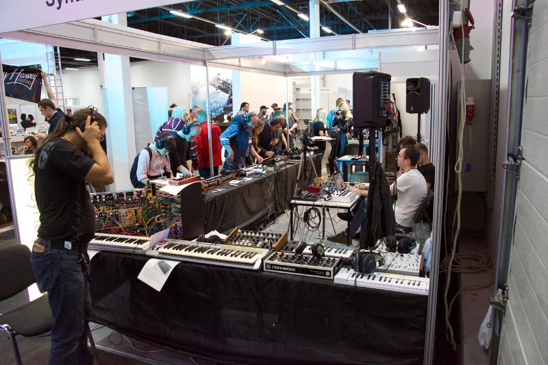 NAMM + Music Fair – Moscow 2017