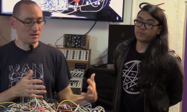 Video: Richard Devine and Surachai  –  Workshop at Schneidersladen