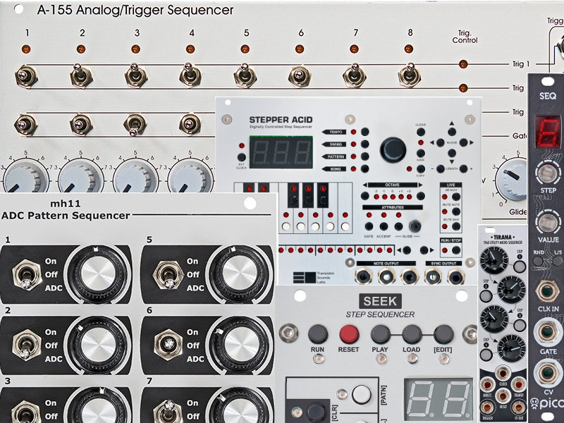 Classic sequencing – CV, trigger and gates //part 1