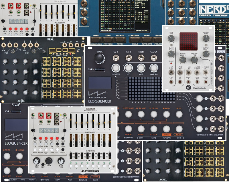 Sequencing in eurorack – CV, trigger and gates //part 2