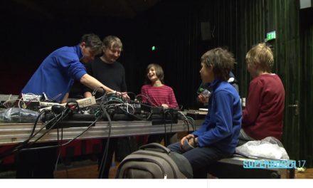 Gebrüder Teichman: Talk and SUPERBOOTH17 Performance
