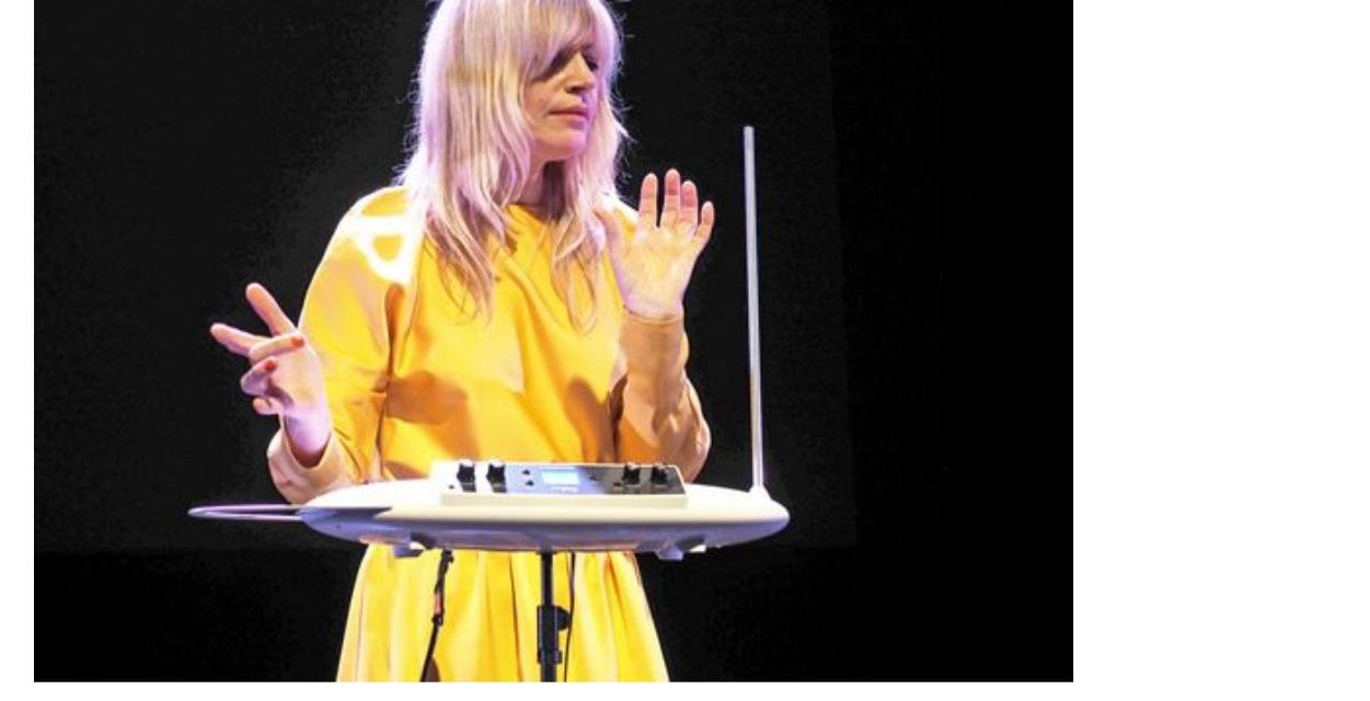 Theremin Workshop by Dorit Chrysler at We Make Waves Festival