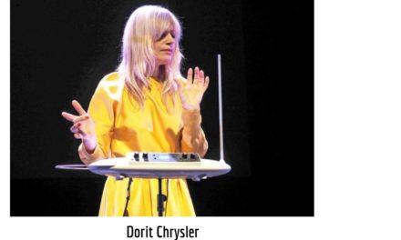 Theremin Workshop by Dorit Chrysler at We Make Waves Festival