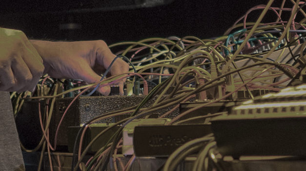>>> 3 days of modular events in Berlin >>> Workshop/Concert/Party