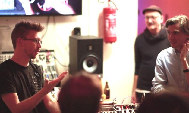 Video: Walker Farrell of Make Noise – Workshop at Schneidersladen