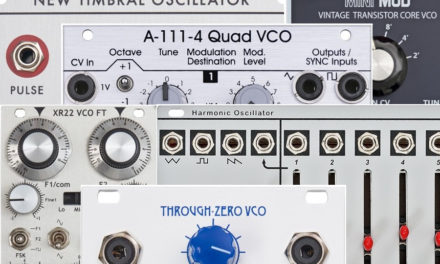 What about… classic and less classic analog VCOs