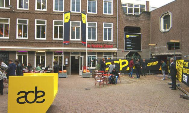 Amsterdam Dance Event ADE  –  2017