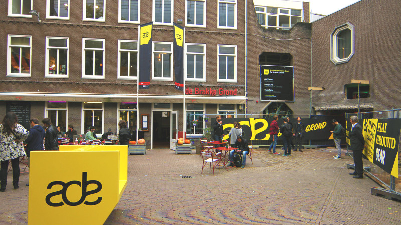 Amsterdam Dance Event ADE  –  2017