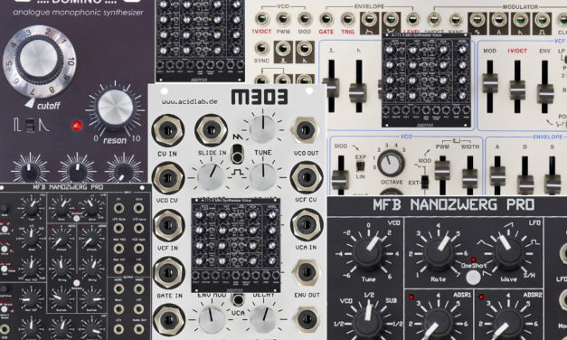 What about…Voice-Modules for eurorack