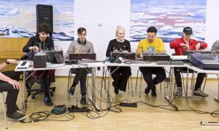 Gammons Modular Synthesizer Ensemble at DEFINE festival