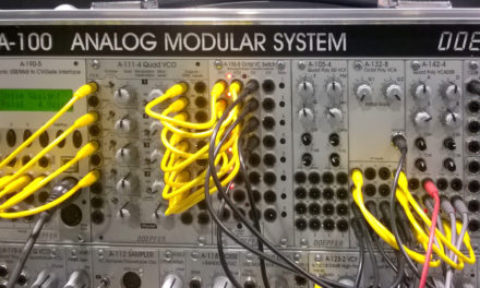 NAMM 2018 – Doepfer (Modular)