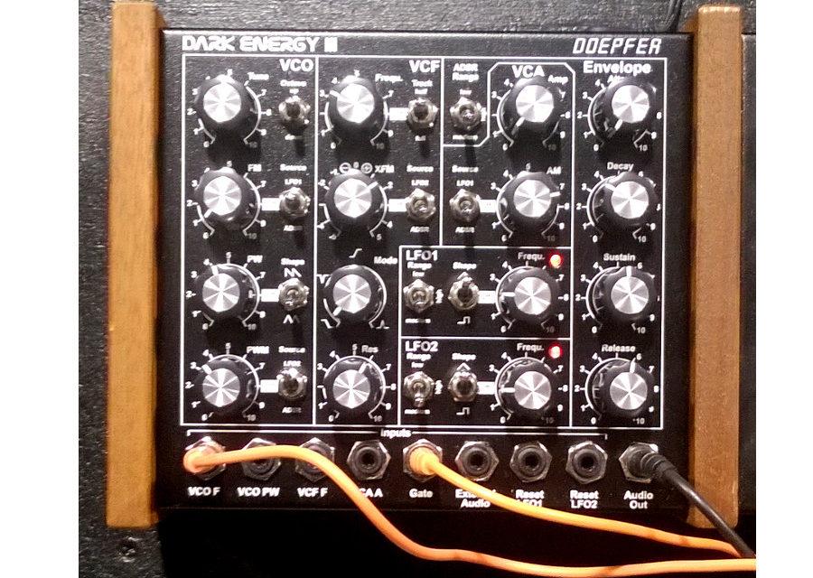NAMM 18 – Doepfer Dark Energy III