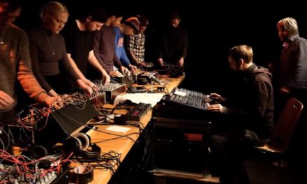 Become a part of Gammon's Modular Synthesizer Enseble in the Ernst Krenek Forum.