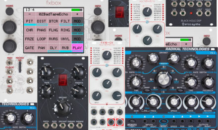 What about … Multi Effect Modules for Eurorack