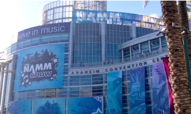 Without NAMM it wouldn't be January