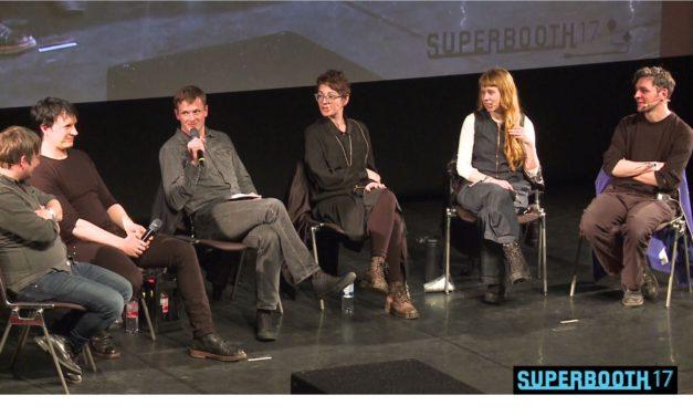 Video: The SOOPERtalk 2 @SUPERBOOTH17