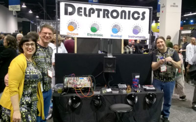 NAMM 2018 – Delptronics