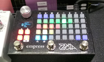 NAMM 2018 – Empress Effects