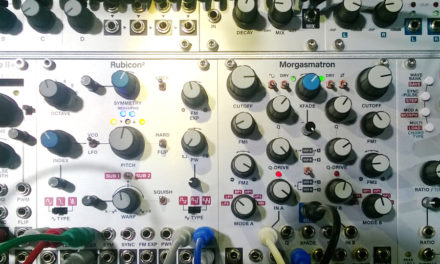 NAMM 2018 – Intellijel