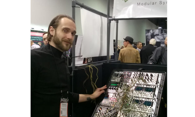 NAMM 2018 – Mordax