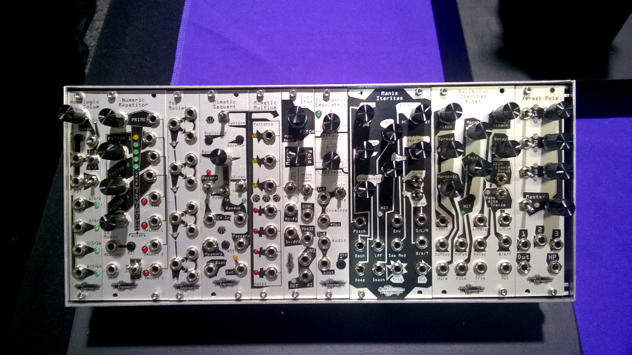 NAMM 2018 – Noise Engineering