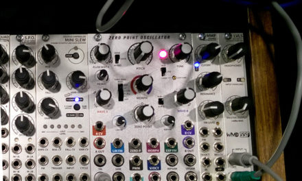 NAMM 2018 – Steady State Fate