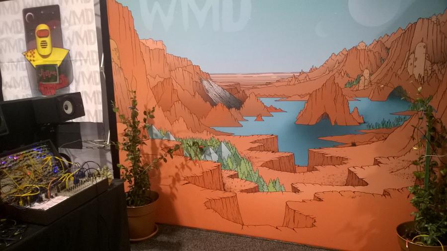 NAMM 2018 – WMD