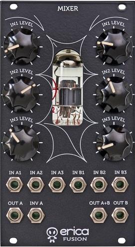 Fusion Mixer
