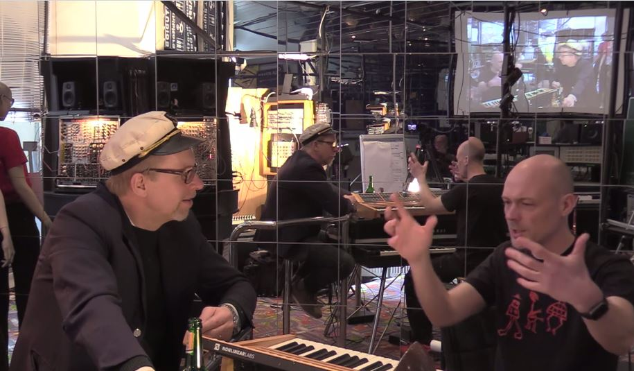 Nonlinear Labs @SUPERBOOTH17 – Dietrich Pank and the C15