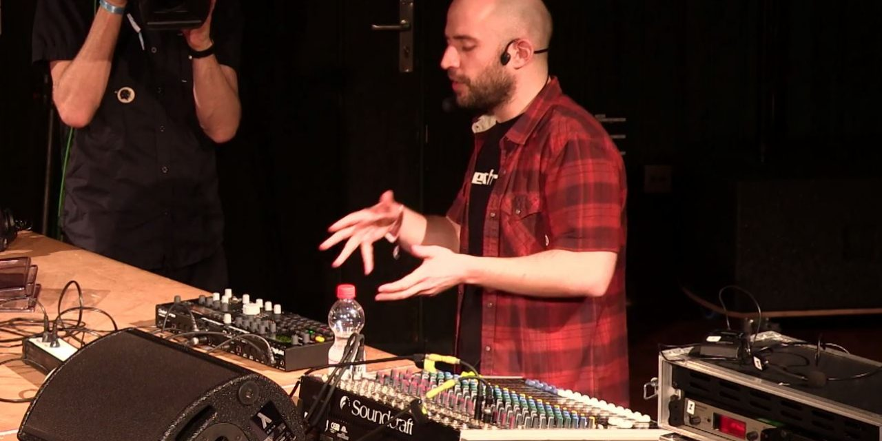 Video: Elektron at SUPERBOOTH17