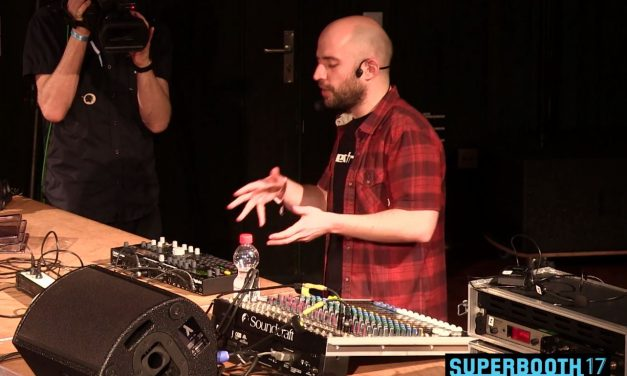 Video: Elektron at SUPERBOOTH17