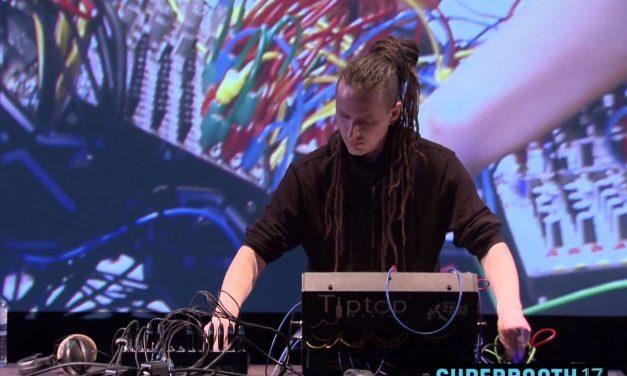 Tiptop Audio and Konstantin Gervis @SUPERBOOTH17
