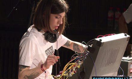 Livia B. Gesprächskonzert for Arrel Audio @Superbooth17