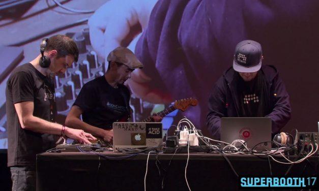 Video: Bitwig Gesprächskonzert @SUPERBOOTH17