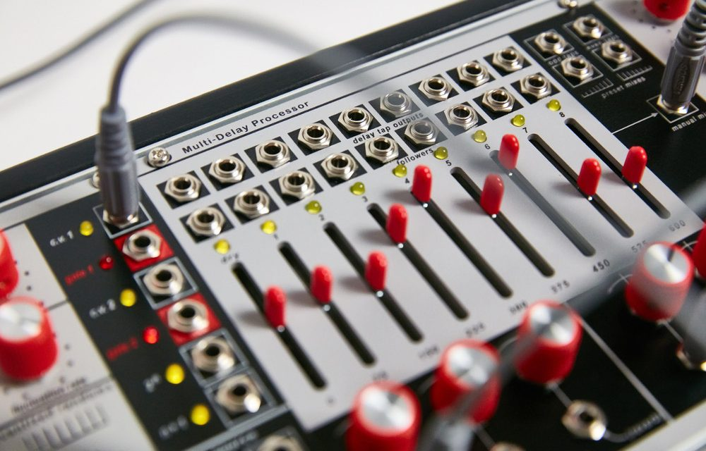 Verbos Electronics – Multi-Delay Processor // Special Workshop // April 19th @SchneidersLaden