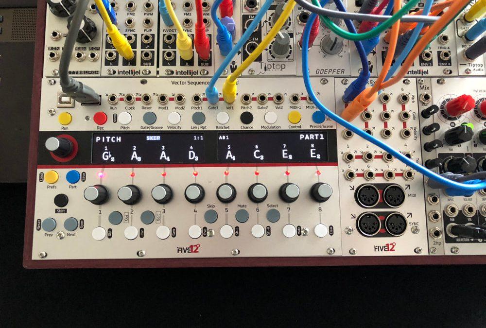 Five12 – Vector Sequencer