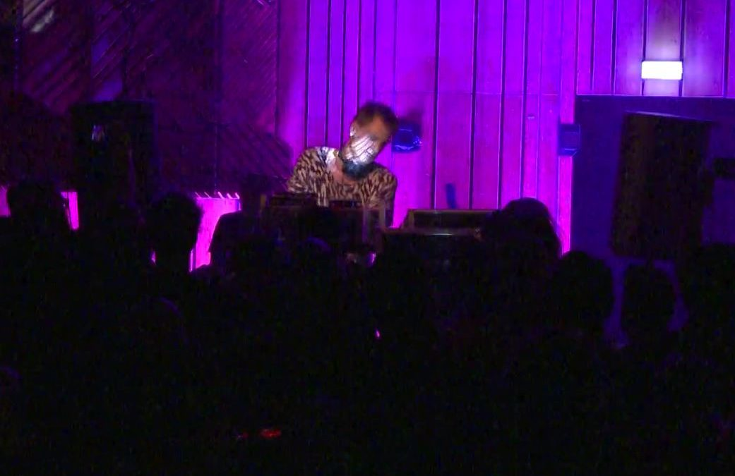 GusGus (+special guest) live concert @SUPERBOOTH18