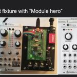 """playing Modular Hero"" – with Mutable Instruments //workshop @SchneidersLaden"