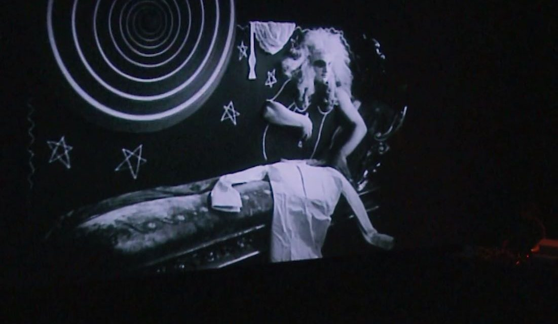 Silent film score by Gebrüder Teichmann and Mathis Mayr – THE BLOOD OF A POET @SUPERBOOTH18