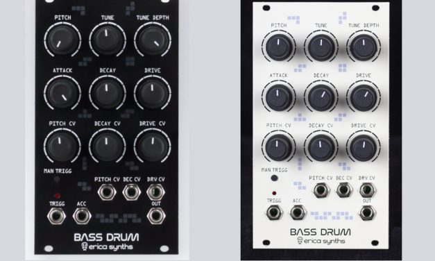 Erica Synths Drum Modules available! +Special Edition exclusively @SchneidersLaden
