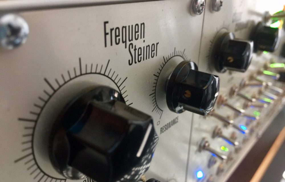 A eurorack legend is back – The Frequensteiner