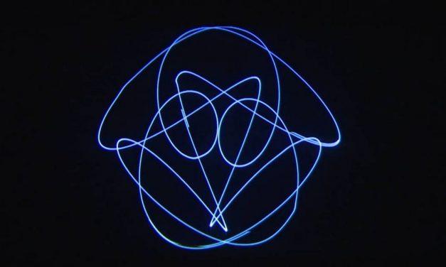 Bernhard Rasinger alias BR Laser live @SUPERBOOTH18